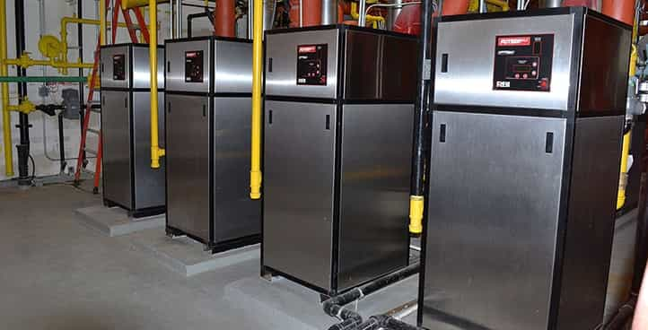 Commercial Boiler Systems