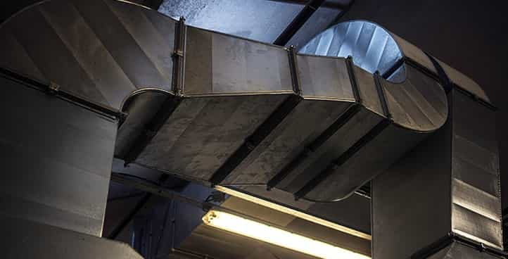 HVAC Duct Fabrication