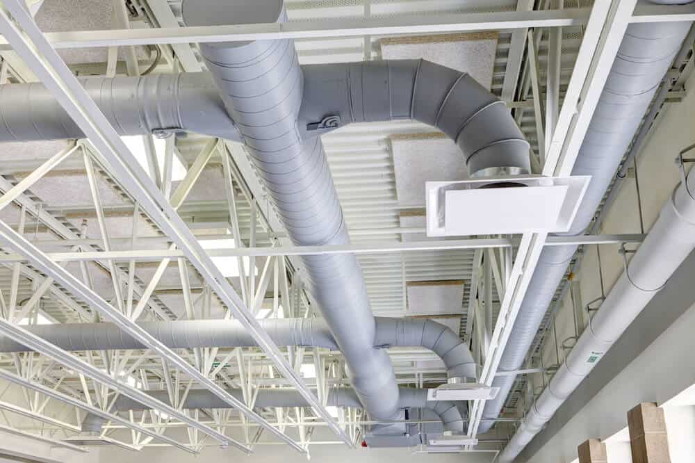 Commercial Architectural Ductwork