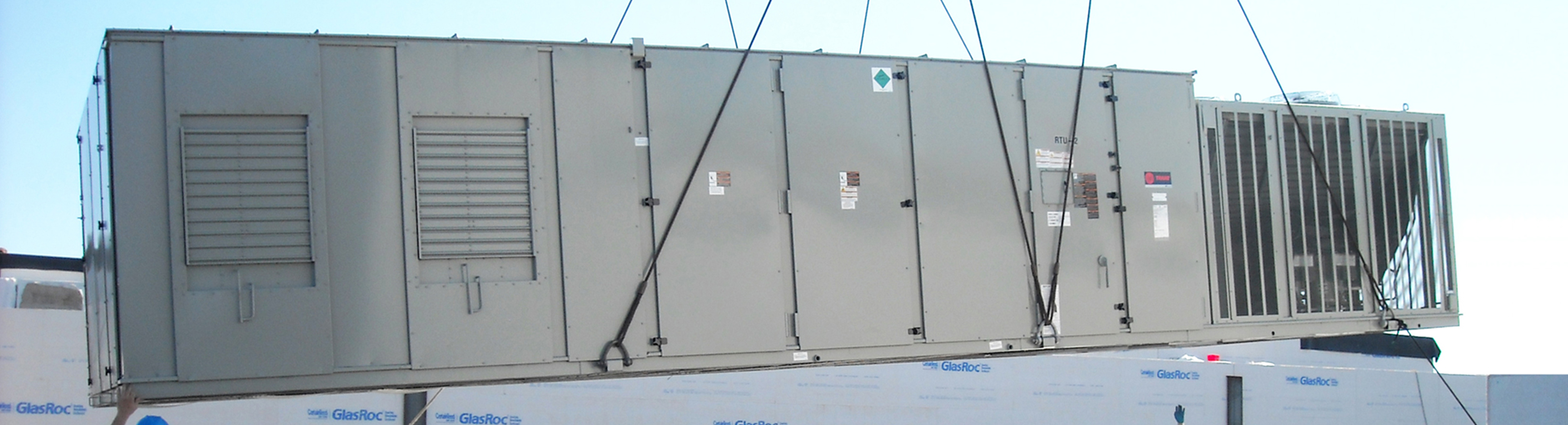 Commercial Rooftop HVAC Systems