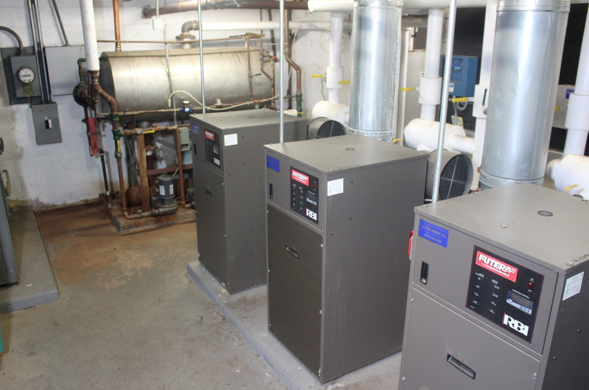 Commercial Boiler Systems – A Safety Guide from NJ Contractors