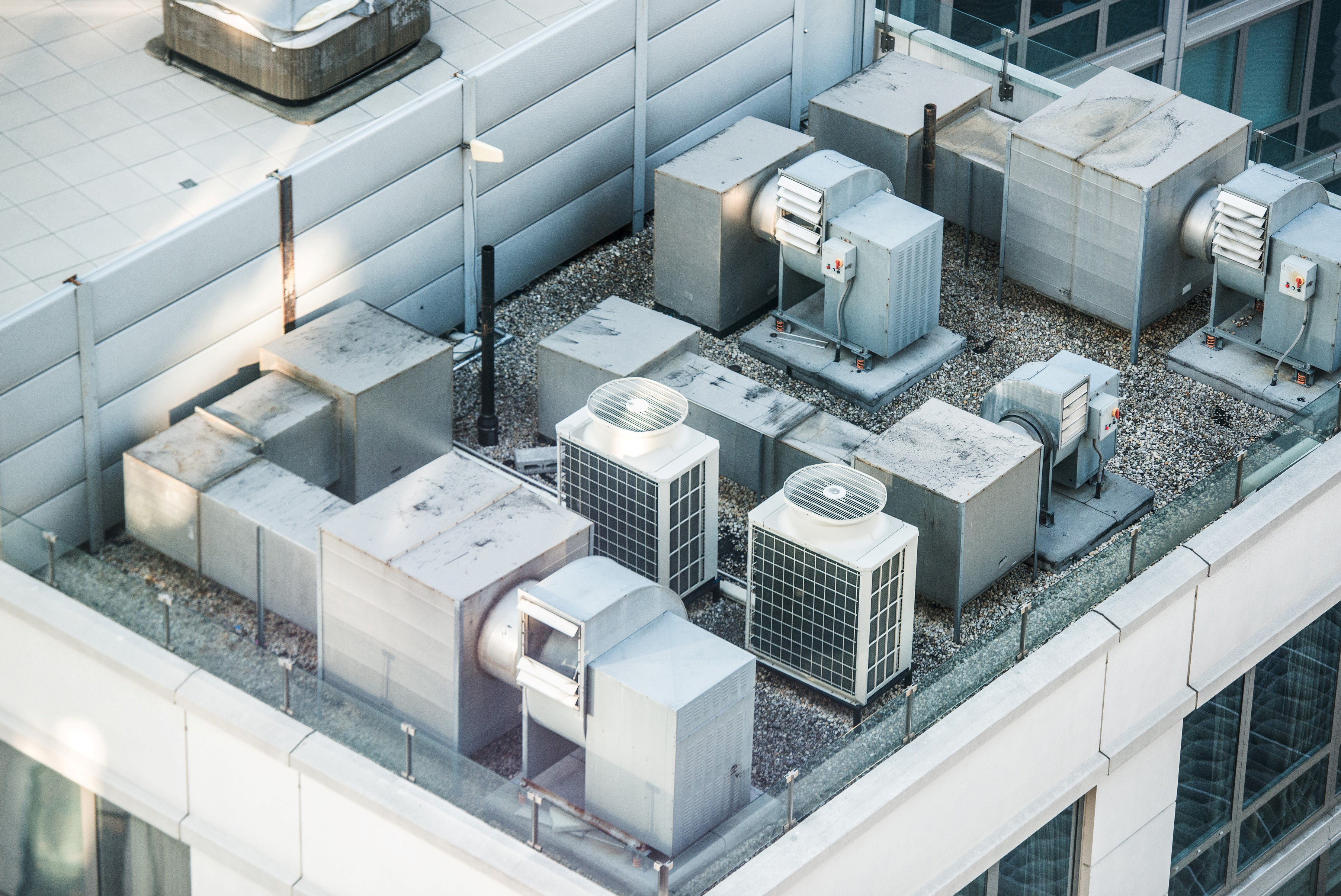 Commercial Exhaust Fans Prevent Humidity and Maintenance Issues in Apartment Complexes and Hotels