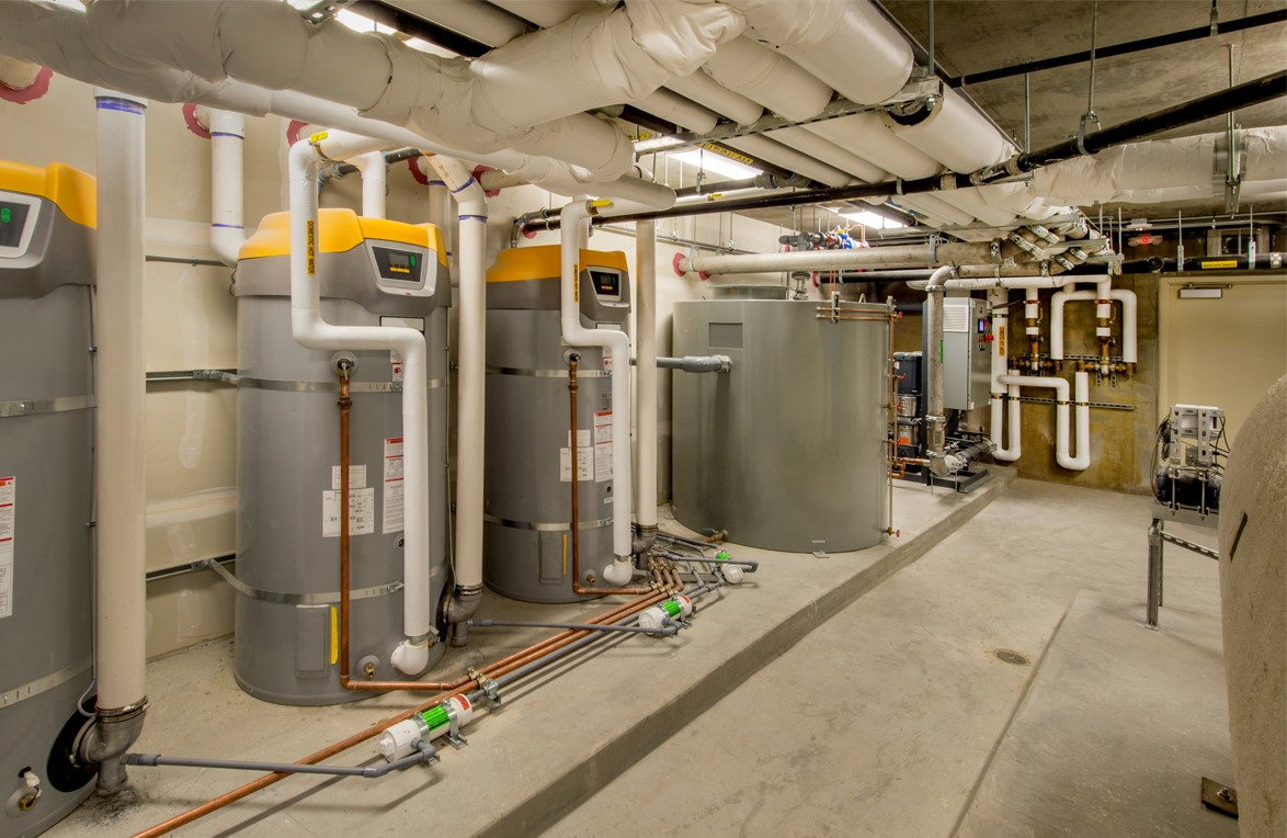 HVAC Systems for Simultaneous Heating and Cooling