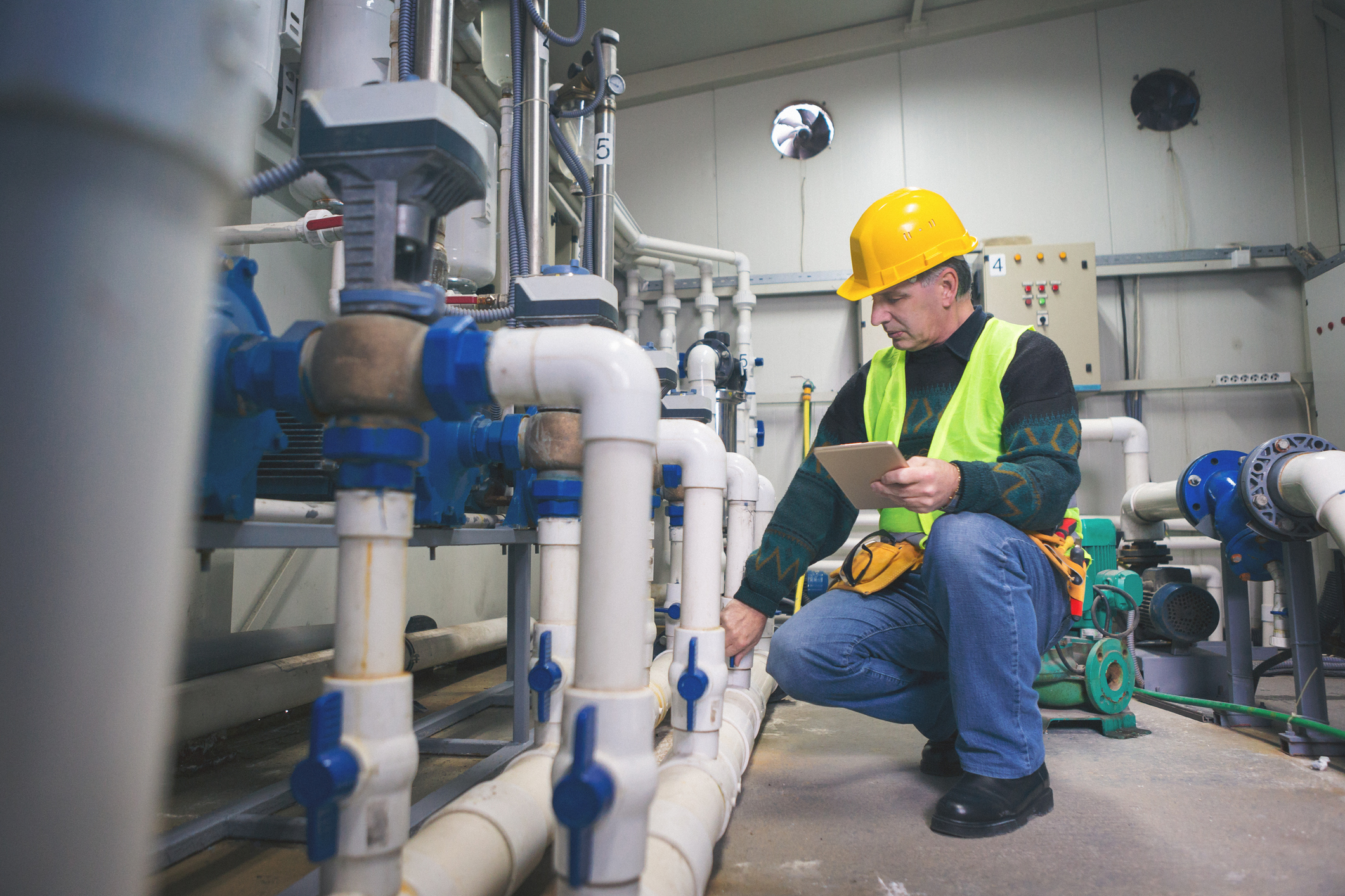 Annual Preventative Maintenance Checklist for Commercial Boiler Systems