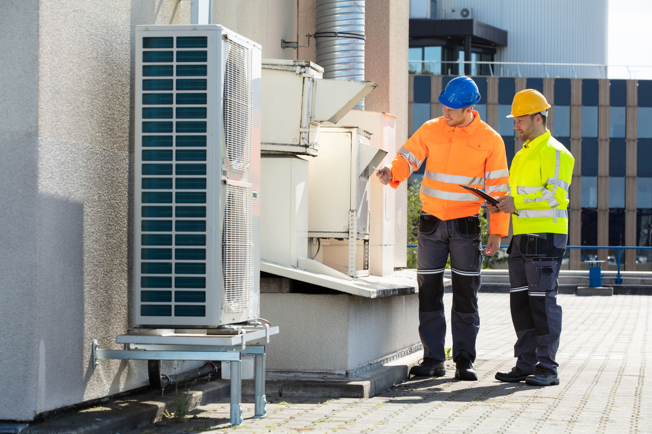 5 Commercial HVAC System Design Tips