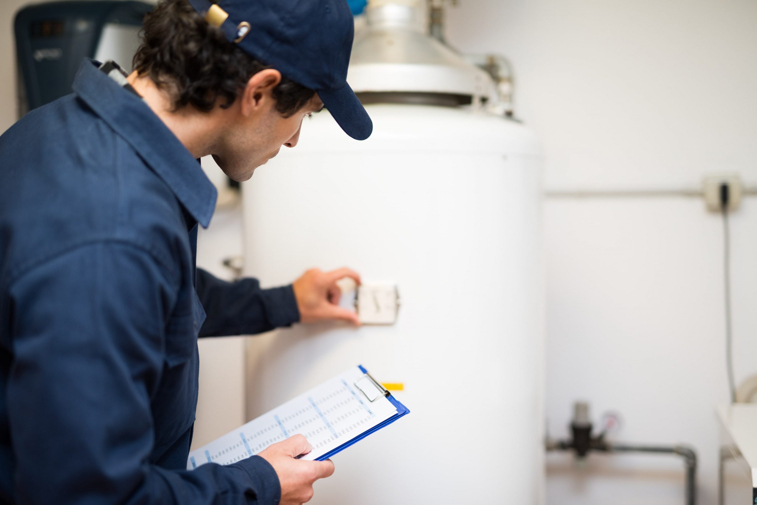Domestic hot water safety tips